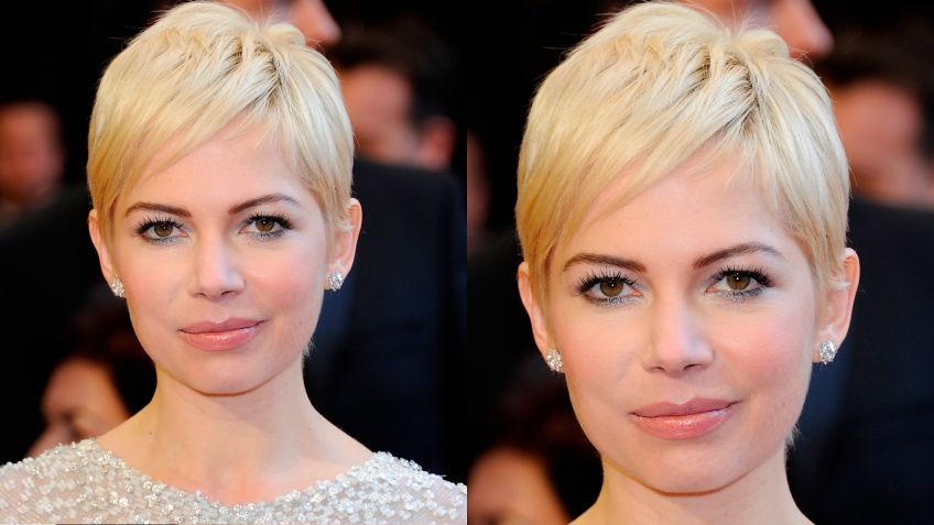 7 actrices con pelo corto pixie - Michelle Williams