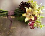 ramo flores Todos los Santos