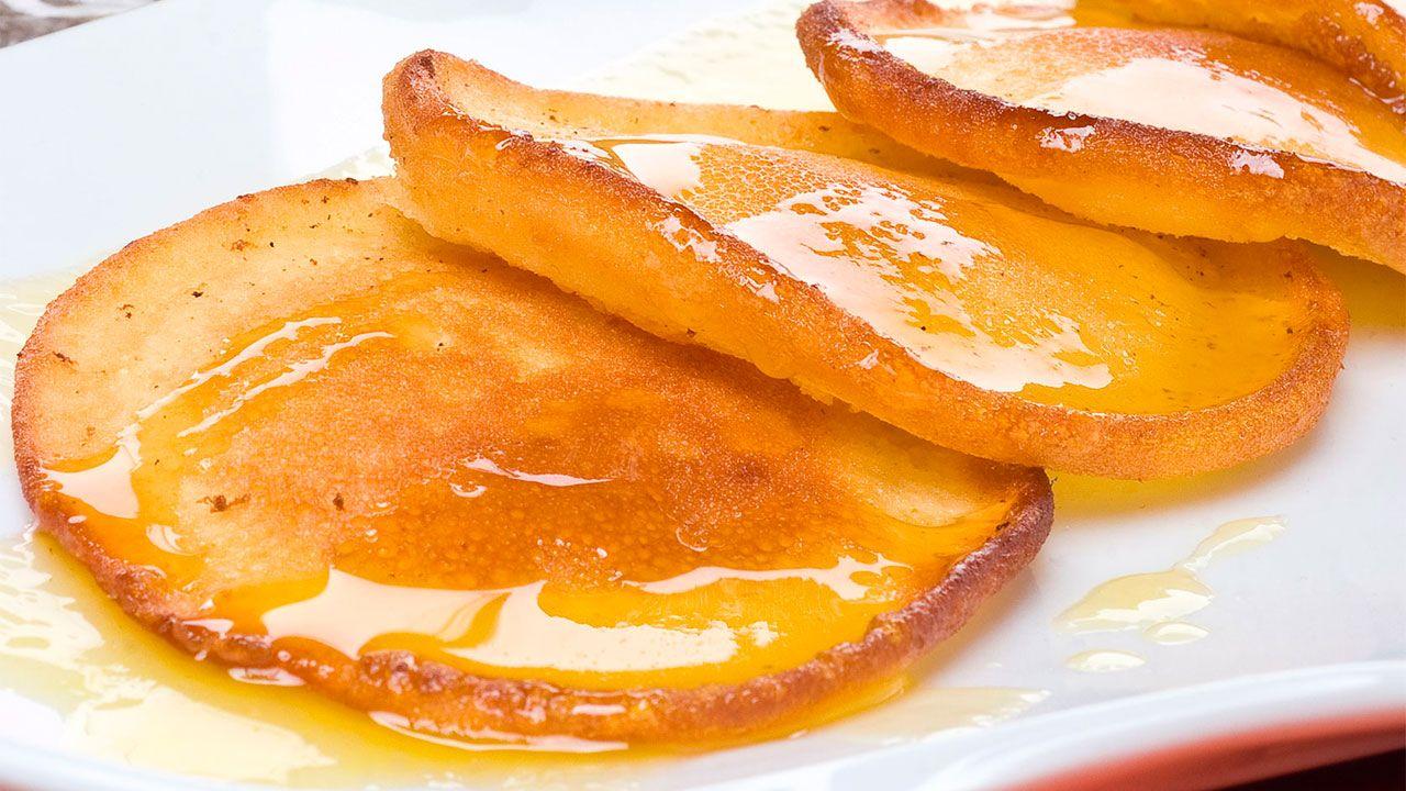 Dulces típicos de Carnaval, ¡las mejores recetas! - Tortillas canarias de Carnaval