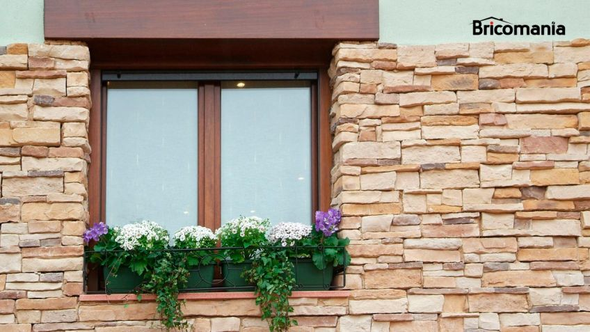 Protectores para ventanas para evitar caida de macetas for Como decorar una jardinera exterior