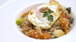 recetas de arroz con setas shitake