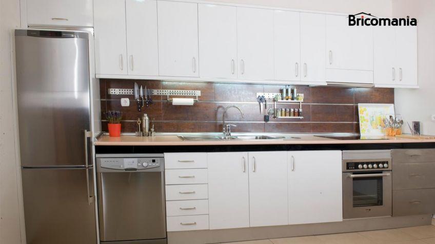 Puerta panel cristal mueble cocina for Armarios de cocina antiguos