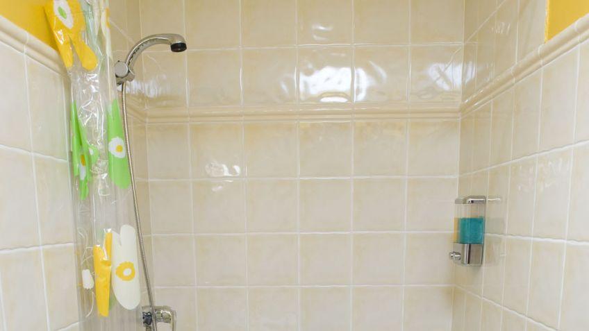 Dispensador de gel para ducha elegant dispensador de jabn - Dispensador jabon ducha ...
