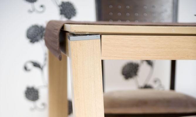 Reparar la pata de una mesa con masilla bricoman a - Patas mesa bricodepot ...