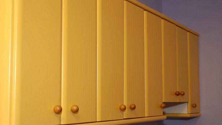 Lacado de puertas de armario de cocina - Bricomanía
