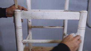 Cambiar el aspecto de una silla