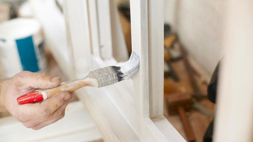 Cómo pintar ventanas y marcos - Hogarmania