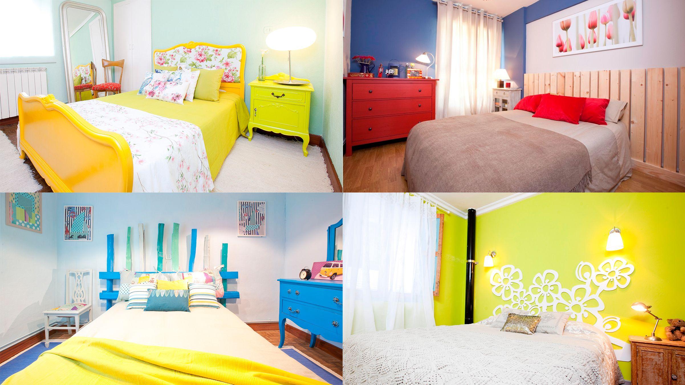 Claves para decorar un dormitorio