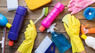 Cómo hacer limpiadores caseros