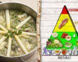 Menestra de la huerta, plato saludable y nutritivo
