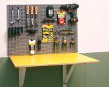 Panel de herramientas en kit