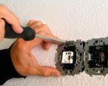 Interruptor detector de movimiento empotrado