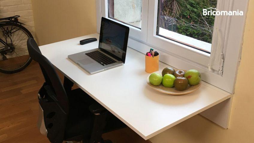Como hacer una mesa abatible cmo hacer una mesa para - Hacer mesa abatible ...