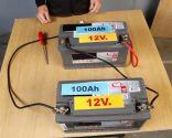 Baterías en serie
