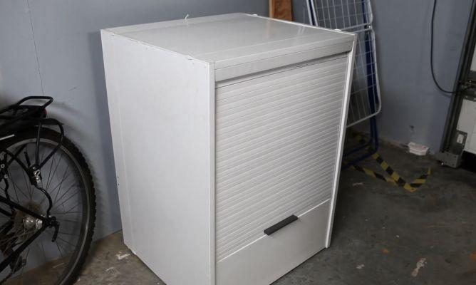 Montar un armario de lavander a bricoman a - Armarios para montar ...