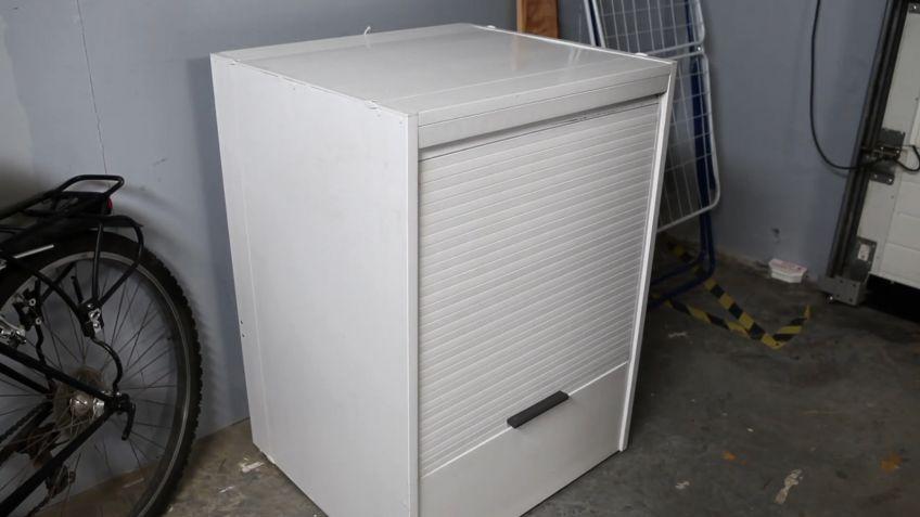 Muebles para lavadoras y secadoras awesome ucpuelos for Mueble para lavadora