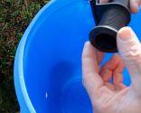Cómo unir dos bidones de agua
