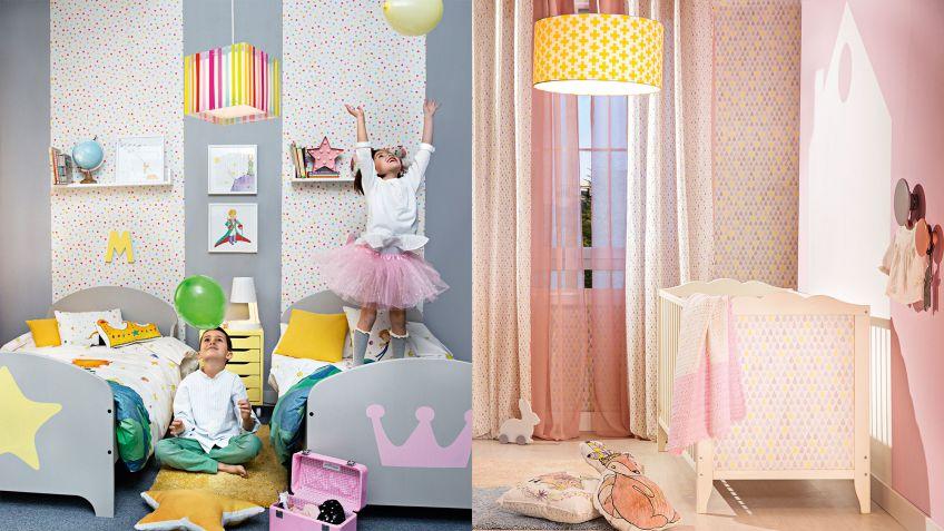 Ideas para decorar habitacion infantil simple ideas para - Ideas habitacion infantil ...