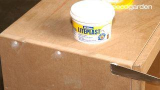 Alacena antigua restaurada, ¡recicla tus muebles vintage! - Paso 1