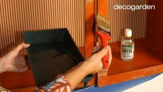 Alacena antigua restaurada, ¡recicla tus muebles vintage! - Paso 7