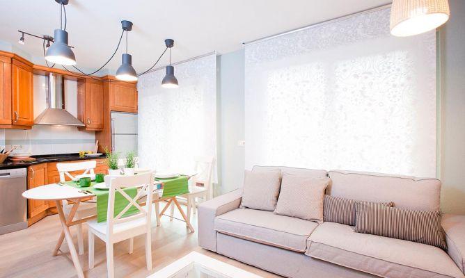 Integrar sala cocina y comedor en un mismo espacio - Salon comedor cocina mismo espacio ...