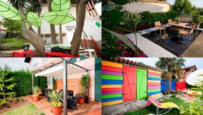 Ideas para decorar una casa en la playa hogarmania for Como decorar mi patio con piedras