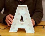 Crear letras luminosas - Paso 6