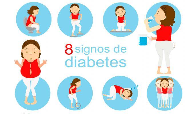 la diabetes produce perdida de peso