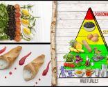 Ensalada de lentejas, para personas con colesterol, diabetes, estreñimiento o sobrepeso