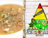 Sopa de bacalao, plato de fácil digestión y cardiosaludable