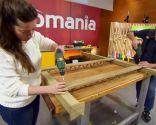 Construir un xilófono de exterior