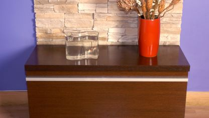 Crear mueble multimedia giratorio bricoman a for Barril mueble bar
