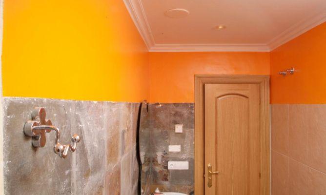 Pintar pared de ba o bricoman a - Programa para pintar paredes ...