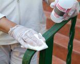 Mantenimiento de barandilla exterior metálica