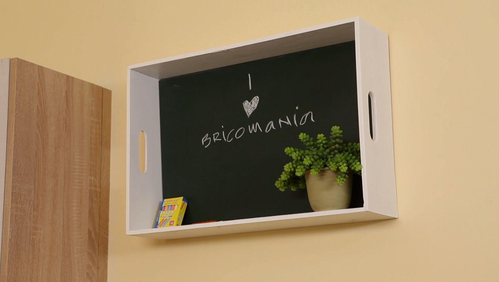 Ideas para decorar con cajas de madera hogarmania - Cajitas de madera para decorar ...