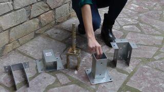Soportes para bidones de agua