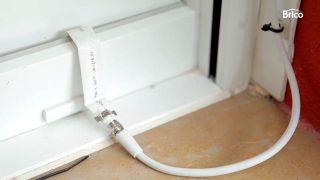 Cable de antena plano