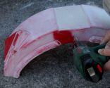 Recuperar acabados plásticos