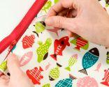 coser un estuche - Paso 3