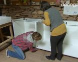 Convertir una cuadra en una cocina