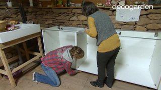 Convertir una cuadra en una cocina - Paso 2