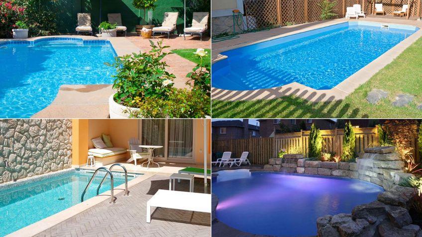 Consejos para decorar jardines con piscina hogarmania - Decoracion en jardines ...