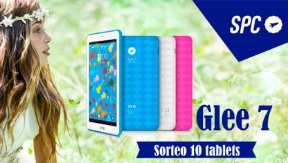 Gana una Tablet SPC GLEE 7