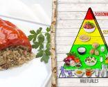 Pimientos rellenos, plato de alto contenido nutricional