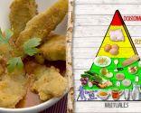 Morros de ternera con salsa vizcaína, plato rico en vitaminas