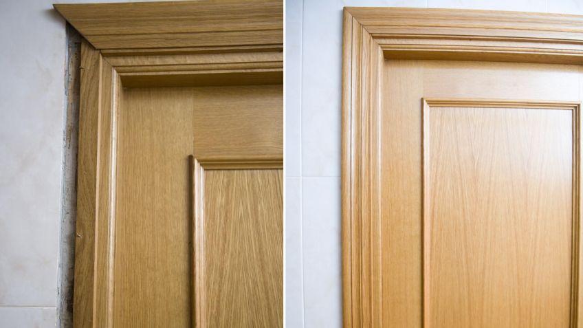Reparar la jamba de puerta - Bricomanía