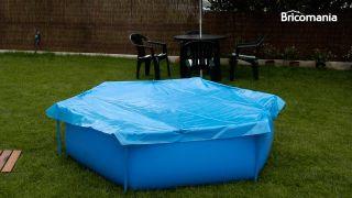Mantenimiento de piscina infantil