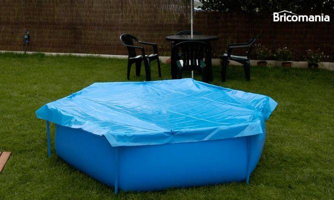 Mantenimiento de piscina infantil bricoman a - Mantenimiento piscina hinchable ...
