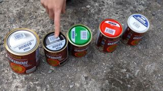Pintar llanta de aluminio