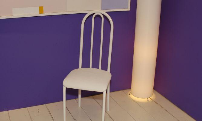 Tapizar una silla de cocina bricoman a - Tapizar una silla ...